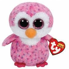 B. BOO GLIDER PINK PENGUIN