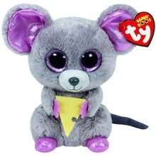 PELUCHE B. BOO SQUEAKER MOUSE 15CM