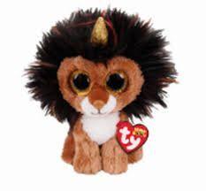 PELUCHE B. BOO RAMSEY LION HORN 15 CM.