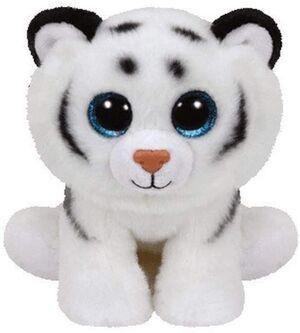 PELUCHE B. BOO TUNDRA WHITE TIGER 15 CM.