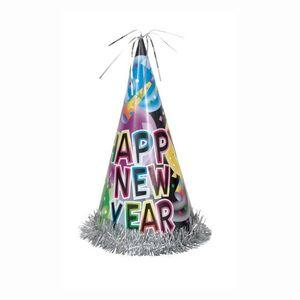 SOMBRERO CONO HAPPY NEW YEAR