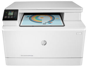 EQUIPO MULTIFUNCION HP LASERJET COLOR PRO MFP M180N 16 PPM A4 ESCANER COPIADORA IMPRESORA USB 2.0 BA