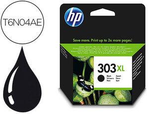 INK-JET HP 303XL ENVY PHOTO 6230 / 7130 / 7830 COLOR NEGRO CAPACIDAD 600 PAGINAS