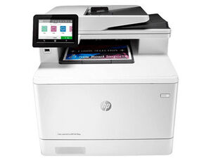 EQUIPO MULTIFUNCION HP LASERJET COLOR PRO MFP M479FDN 27 PPM A4 IMPRESORA COPIADORA USB 2.0 LAN BAND