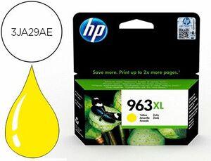 INK-JET HP 963 XL OFFICEJET PRO 9010 / 9020 / 9022 / 9023 / 9025 AMARILLO 1600 PAGINAS