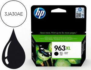 INK-JET HP 963 XL OFFICEJET PRO 9010 / 9020 / 9022 / 9023 / 9025 NEGRO 2000 PAGINAS