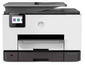 EQUIPO MULTIFUNCION HP OFFICEJET PRO 9020 WIFI TINTA 22 PPM NEGRO 18 COLOR PPM ESCANER COPIADORA