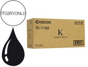 TONER KYOCERA TK-1160 ECOSYS P2040DN NEGRO 7200 PAGINAS