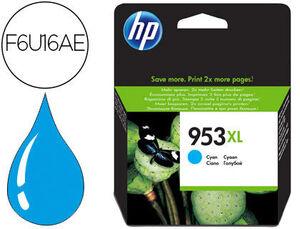 INK-JET HP JET 953XL CIAN OFFICEJET PRO 8210 / 8710 / 8725 / 7730 1.600 PAGINAS