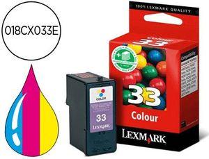 INK-JET LEXMARK Z800 845 P900 4300 6200 6300 MULTIFUNCION X3300 5200 5400 7100 7300 XX8300 N.33
