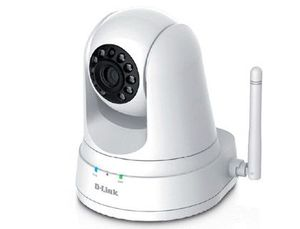 CAMARA VIGILANCIA D-LINK IP PTZ PARA MOVILES WI-FI VIDEO 720P HD VISION NOCTURNA