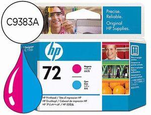 INK-JET HP 72 CABEZAL MAGENTA Y CIAN DESIGNJET T610/1100