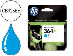 CARTUCHO INK-JET HP 364XL CIAN PHOTOSMART PREMIUM 750 PG