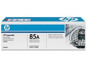 TONER HP 85A LASERJET P1100/P1102 -CE285A- NEGRO 1.600 PAGS
