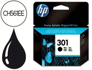 CARTUCHO INK-JET HP Nº 301 NEGRO