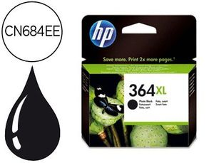 CARTUCHO HP 364XL NEGRO PHOTOSMART PREMIUM CN684EE