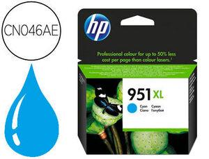 INK-JET HP 951XL CIAN CN046AE CAPACIDAD 1500 PAG