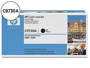 TONER HP LASERJET COLOR 5500 NEGRO -13.000PAG-