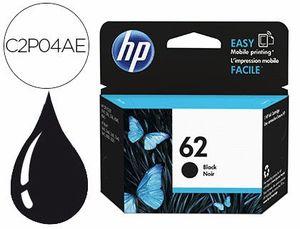 INK-JET HP N.62 OFFICEJET 5640 / 7640 / 5740 NEGRO -200 PAG-