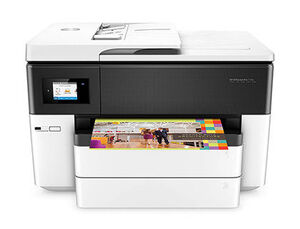 EQUIPO MULTIFUNCION HP OFFICEJET PRO 7730 TINTA COLOR 34 PPM / 18 PPM A3 ESCANER COPIADORA IMPRESORA