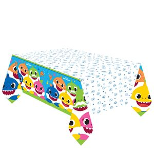 MANTEL PAPEL BABY SHARK 1,37X2,60 M