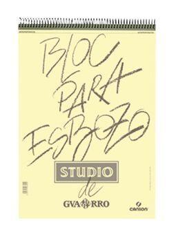 BLOCK CANSON ESBOZO A5 50 HJ 90 GR
