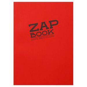 LIBRETA ZAP BOOK RECICLADO LISO 210X297