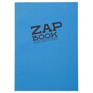 LIBRETA ZAP BOOK RECICLADO LISO 148X210