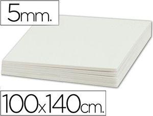 CARTON PLUMA LIDERPAPEL DOBLE CARA 100X140 CM 5 MM