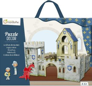 PUZZLE DECOR CASTILLO