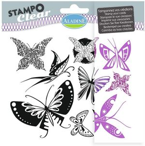 STAMPO CLEAR MARIPOSA