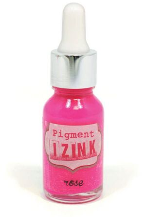 IZINK PIGMENT ROSE 15ML