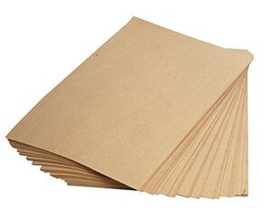 PAPEL A4 CLAIREFONTAINE KRAFT 90 GR PAQUETE 250 HOJAS