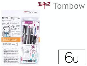 SET LETTERING TOMBOW BEGINNER