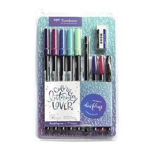 SET LETTERING TOMBOW EDICION THREEFEELINGS