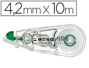 CORRECTOR TOMBOW MONO AIR CINTA 4,2 MM X 10 MT