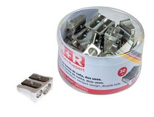 SACAPUNTAS METAL DOBLES USO M+R 211.0