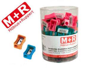 AFILA PLASTICO RECTANGULAR M+R 304 COLORES SURTIDOS