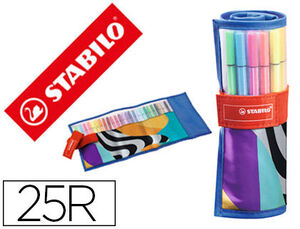 ROLLERSET 25 ROTULADORES PEN 68 JUST LIKE YOU