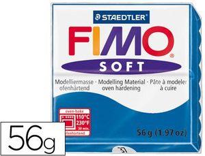 PASTA STAEDTLER FIMO SOFT AZUL 56GR