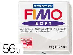 PASTA STAEDTLER FIMO SOFT 56 GR COLOR GRIS