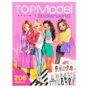 STICKERWORLD TOP MODEL