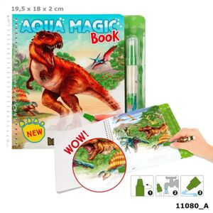 LIBRO AQUA MAGIC DINO WORLD