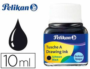 TINTA CHINA PELIKAN NEGRO