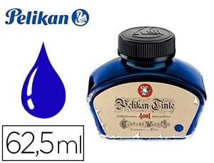 TINTA ESTILOGRAFICA PELIKAN 4001 ROYAL HISTORIC AZUL REAL 62,5 ML