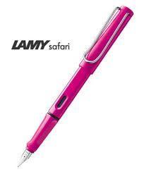 PLUMA LAMY SAFARI FUCSIA M T10BL
