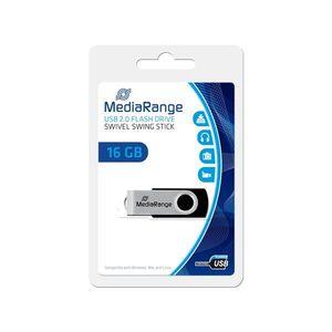 PENDRIVE MEDIARANGE 16 GB MR910