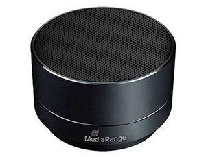 ALTAVOZ PORTATIL MEDIARANGE BLUETOOTH 1X3W FUNCION MANO LIBRE MICRO SD / SDHC / SDXC RADIO FM BATERI