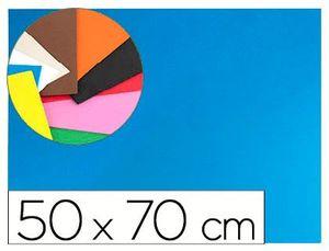 GOMA EVA 50X70 CM AZUL 1,5 MM