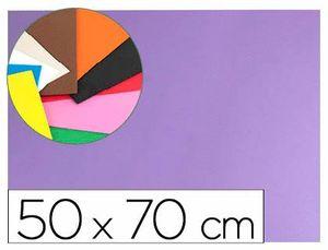 GOMA EVA 50X70 CM LILA 1,5 MM